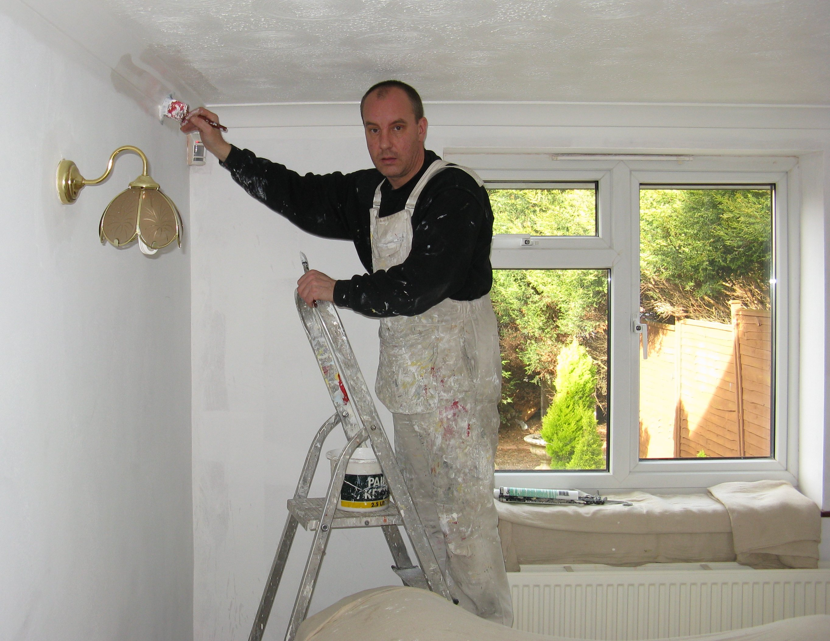 What to expect from a quality painting and decorating service
