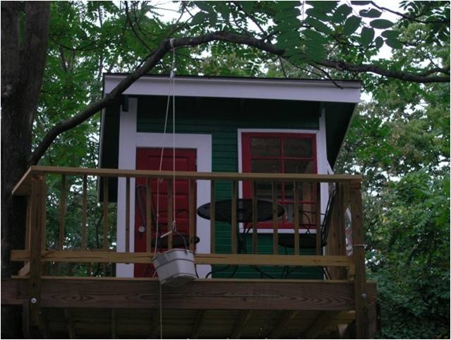 How to build a safe tree house Build a home online