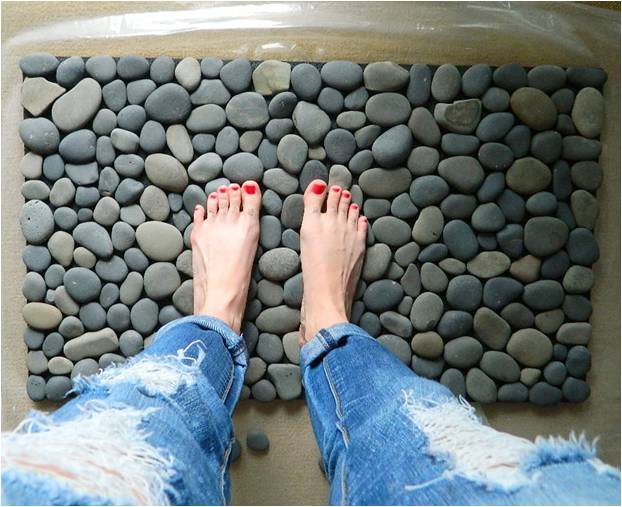 River Stone Bathmats