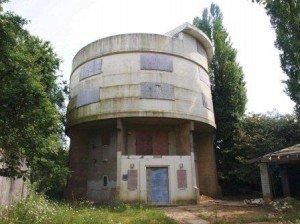 Derelict Water Tower