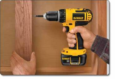 Branded Cordless tool