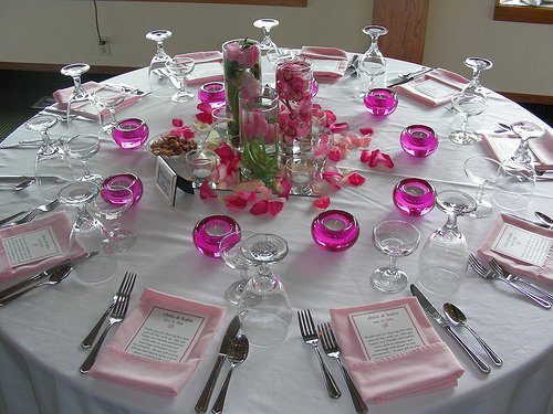The Do's And Don'ts Of Table Decorations Table Decoration on