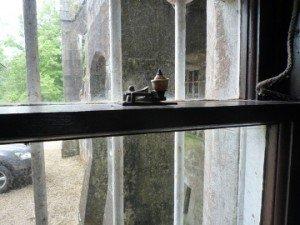 old window lock