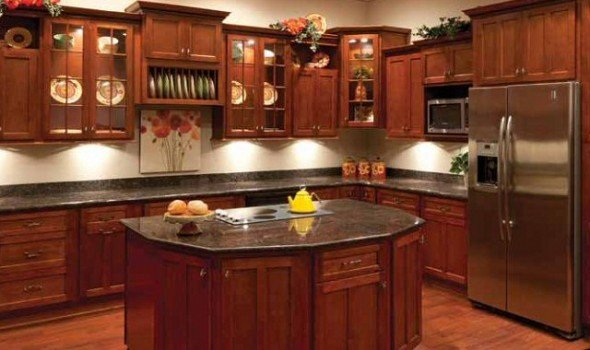 how to pick the best kitchen cabinets for your kitchen. beautiful ideas. Home Design Ideas