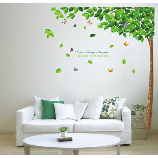 Removable Wall Stickers  sc 1 st  Home Improvement Blog Guest Post | Renovation | Decorating & The great benefits of using wall stickers and decals