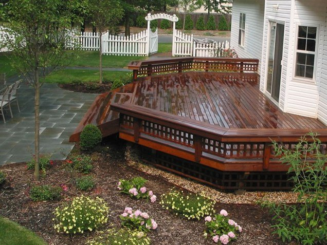 High Quality Greatest Yard In The Neighborhood: Six Tips To Make Your Deck Stand Out