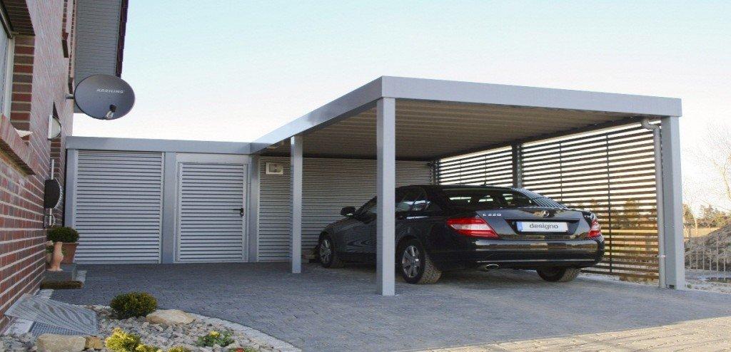 Installing a Carport