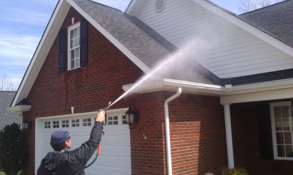 Why Choose Professionals For Pressure Washing Your Home