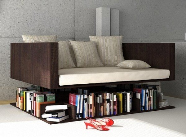 multifunctional furniture. Reading Sofa Multifunctional Furniture O