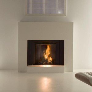 A healthier hearth make your fireplace eco friendly for Eco friendly fireplace