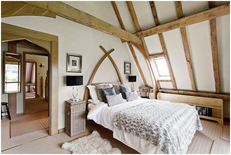 attic bathroom designs