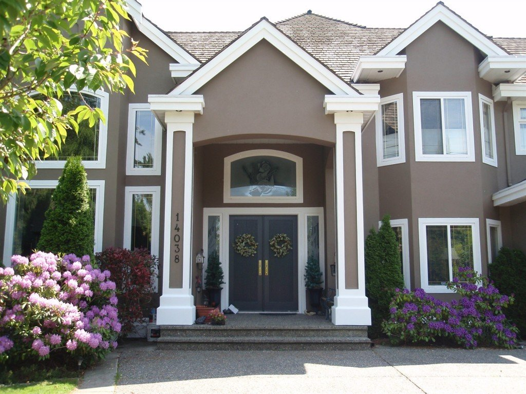 Exterior House Colors Ideas