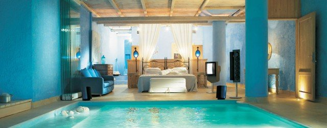 pool-bedroom