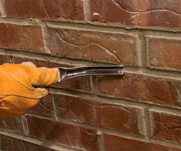 Tuckpointing - Mortar Repair | Building Restoration ... |Tuck Point Mortar Retaining Wall