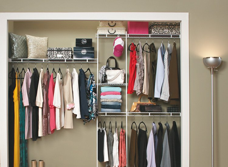 Gentil Clothes Wardrobe Storage