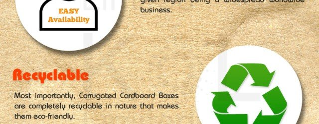 Advantages of Using Cardboard Boxes