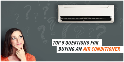 buying an air conditioner