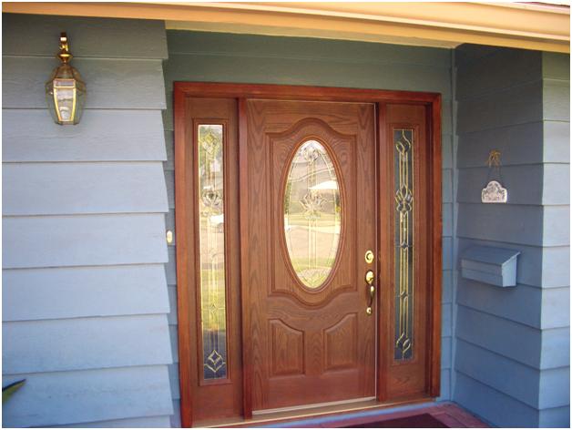 front door accessoriesGive an Elegant Look to Your Front Door with Different Accessories