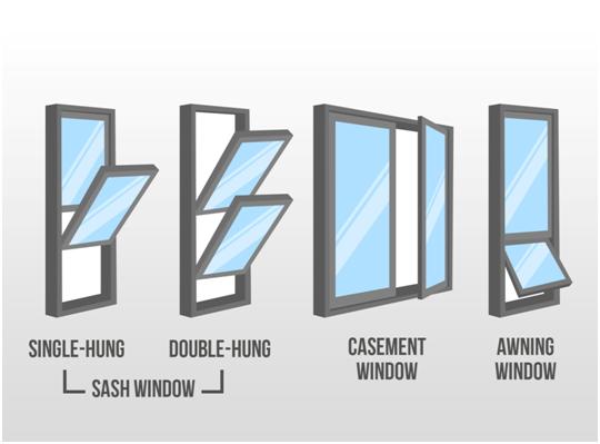 energy efficient window designs