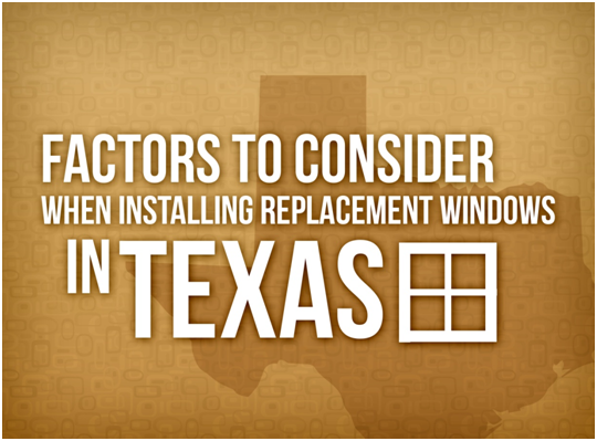 Factors to consider when installing replacement windows in - Factors to consider when installing windows ...