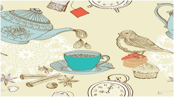 12 Innovative Kitchen Wallpaper Ideas