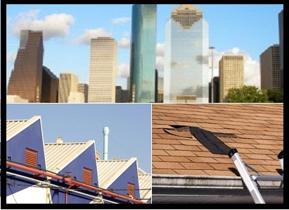 different kind of roofing