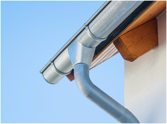 stainless steel gutters systems
