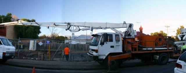Concrete-pump-hire