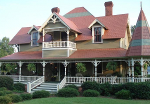 add value to old house