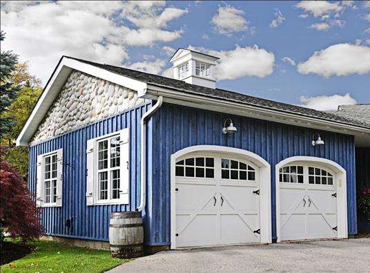 garage door decorative hardware