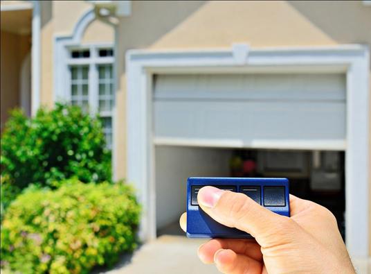 multi button garage door remote
