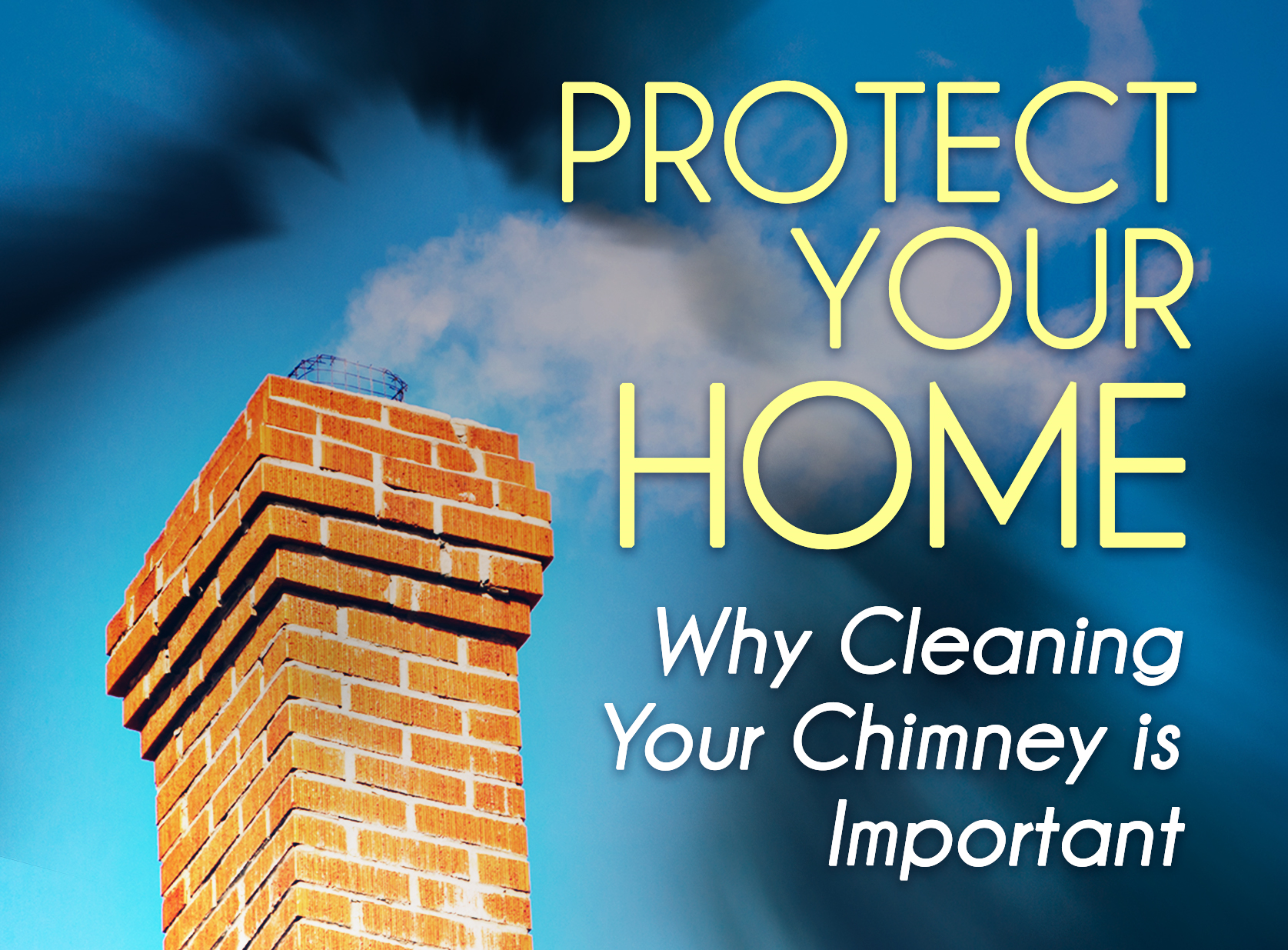 why should you clean your chimney