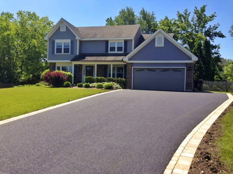 Why You Should Consider An Asphalt Driveway