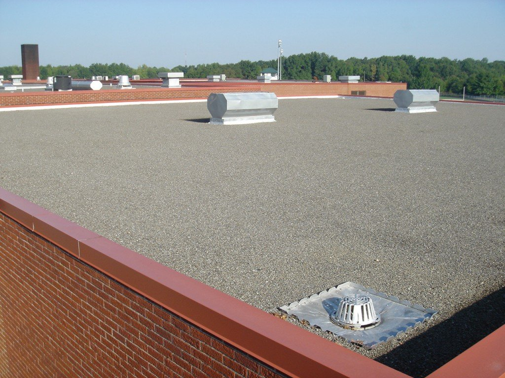 Single-Ply Roofing.