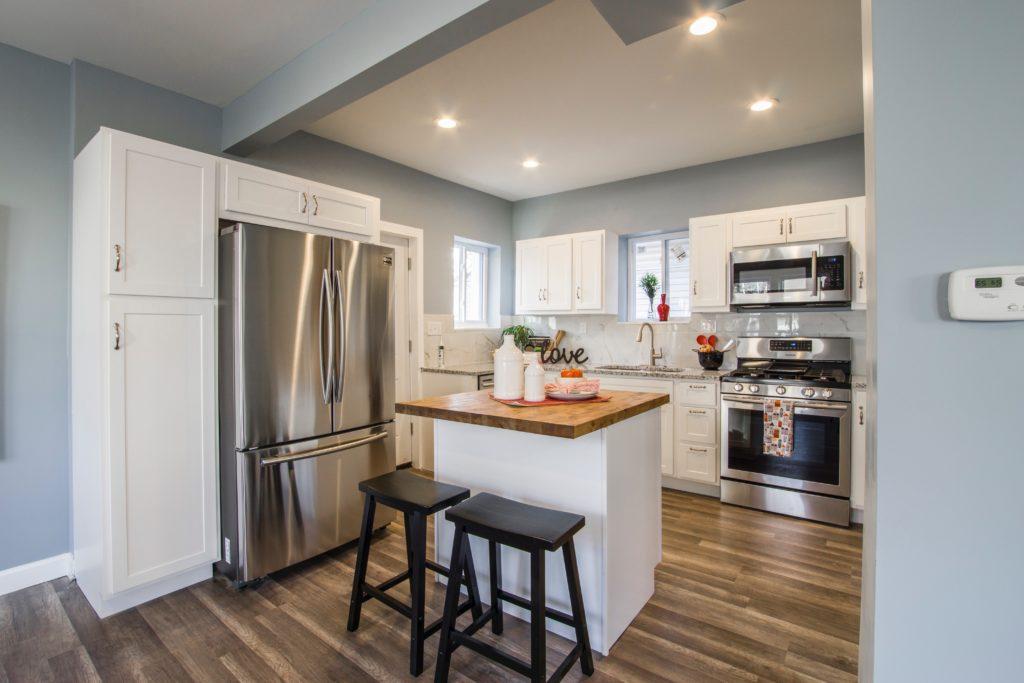 modern home appliances