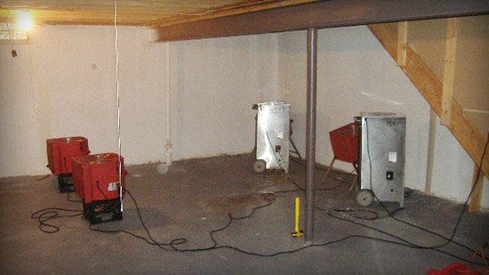 here are 5 actionable tips to get rid of basement flooding issues