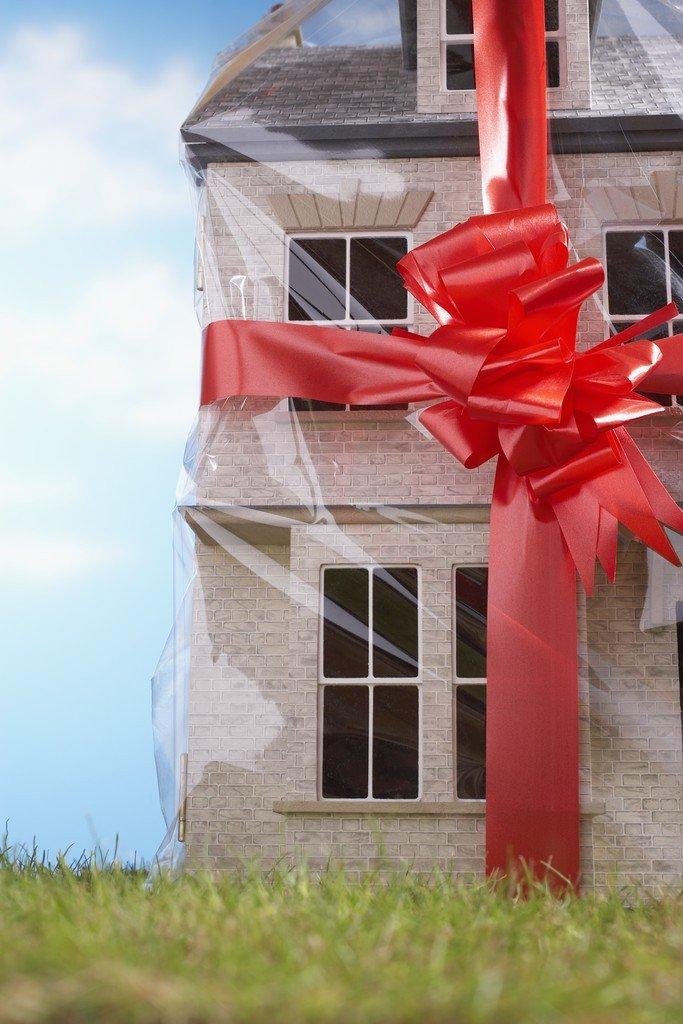 Для частного дома подарок 18