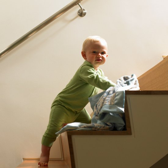 Safeguarding Your Stairs How To Protect Tiny Toddlers
