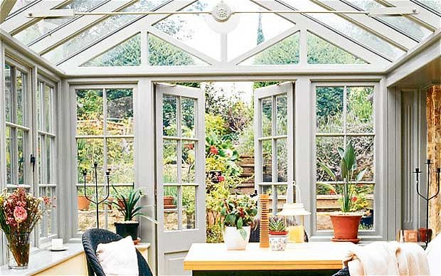 Enclosed Luxury Design Elements For Your Conservatory Roofs