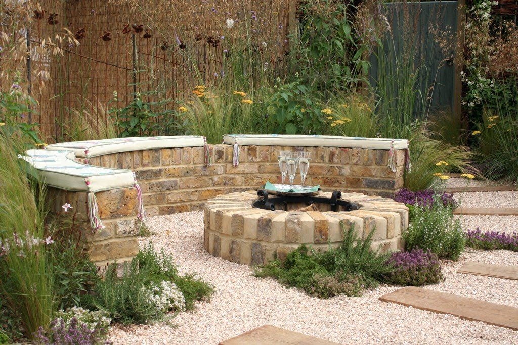 creative firepit ideas - Outdoor Fire Pit Design Ideas