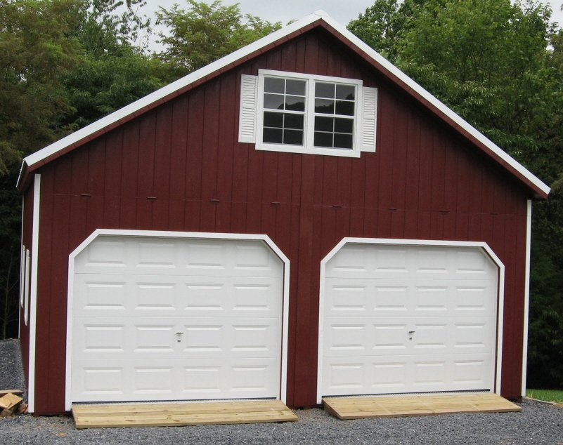 Different Types Of Prefabricated Garages And Reasons To