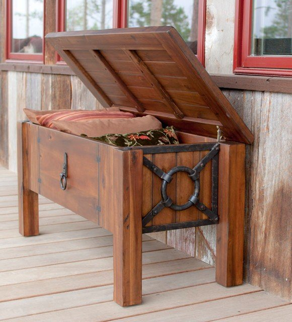 Time For A Makeover: Go Green With Vintage Furniture