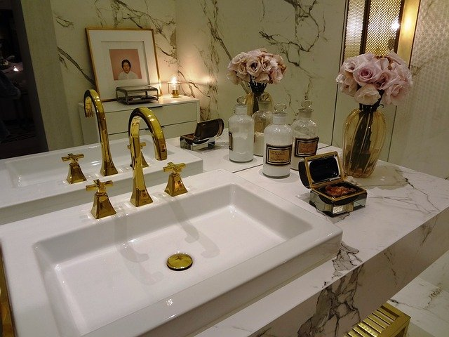 . How to Accessorize a Small Bathroom with Style