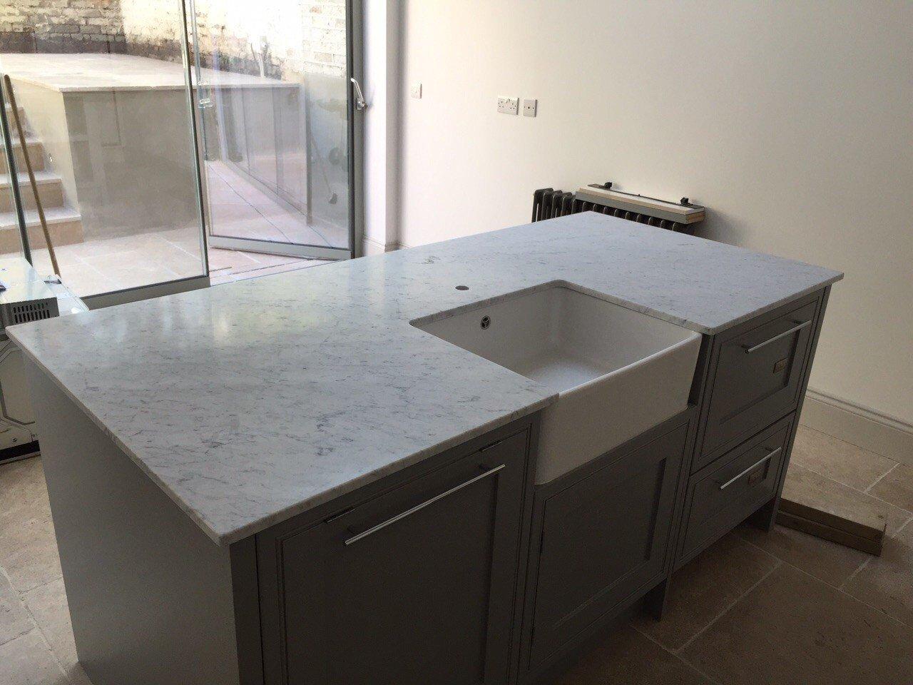 Limestone Kitchen Worktops : Types of worktop materials to enhance kitchen décor