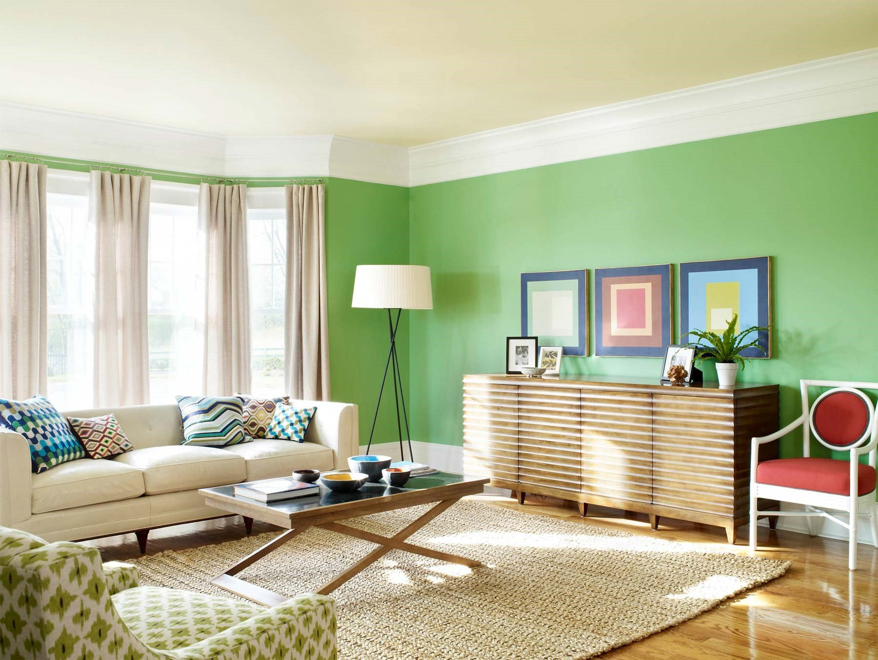 How To Increase The Value Of Your Home By Choosing Right Paint Colous