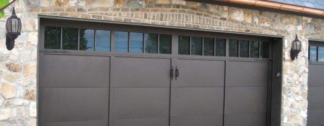 Common Reasons Why Your Garage Door