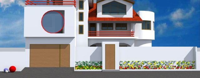 Mode Design House Architecture Modern