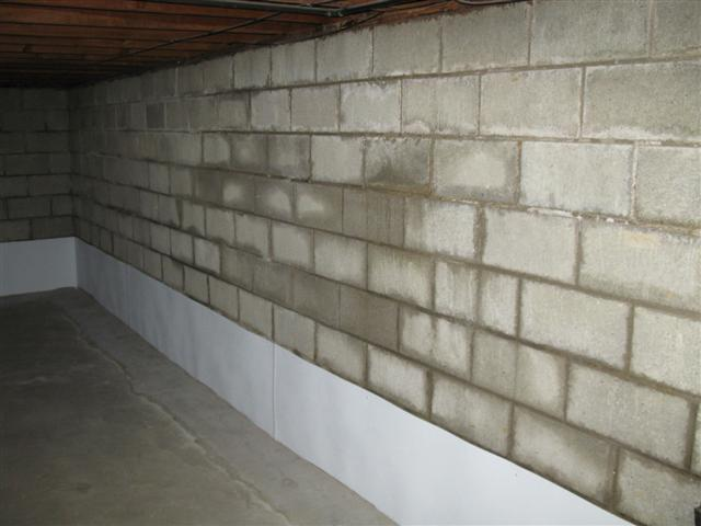 Basement Walls Waterproofing