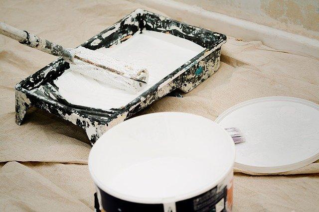 paint interior bucket