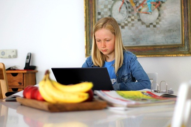 online learning from home
